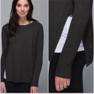 Size 6 lululemon sweater